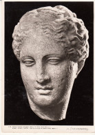 Thémes Arts / Antiquité Musée Archéologique D'Aténes Statue De Godess Hygeia - Antiek