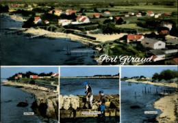 44 - LA PLAINE-SUR-MER - PORT-GIRAUD - La-Plaine-sur-Mer