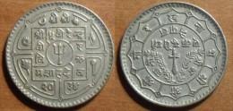 1977 - Népal - 2034 - RUPEE, Birendra Bir Bikram, KM 828a - Népal