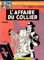 Blake Et Mortimer - Lot De 8 BD Entre 1965 Et 1977 - Par Edgar P. Jacobs - Editions Dargaud. - Blake Et Mortimer