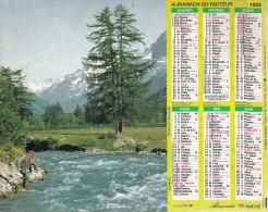 1992 CALENDRIER DES PTT  -  HERAULT - Calendriers