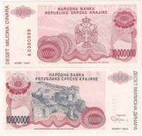 Croatia 10.000.000  Dinara 1994. UNC P-R34 - Croatie