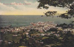 Panama Geneal View Of The Town Of Panama