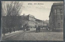 - CPA LITUANIE - Wilno, Ulica Zamkowa - Lituanie