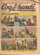 Coq Hardi Lot De 13 Revues Equivalent à L´Album N°5 Nouvelle Série Du N°53 Au N°65 De 1951 Et 1952 - Autre Magazines