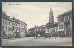 - CPA LITUANIE - Wilno, Ul Wielka - Lithuania