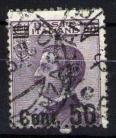 Regno 1923 Michetti Soprastampato 50 Su 55 Sassone N. 140 - Usati