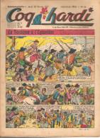 Coq Hardi Lot De 13 Revues Equivalent à L´Album N°6 Nouvelle Série Du N°66 Au N°78 De 1952 - Autre Magazines