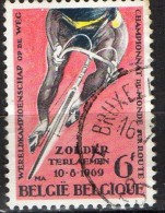 PIA - BEL - 1969 : Campionati Del Mondo Di Ciclismo Su Strada A Zolder  - (Yv 1498) - Ciclismo