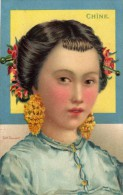 CHINE   -  Illustrateur Edith Salaman  -  Série 649 Raphael Tuck - Non Classificati