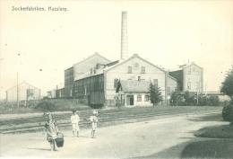Sweden: Hasslarp (Skåne Län) - Sockerfabriken, Not Circulated. - Zweden