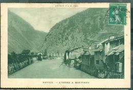 Savoie - L'Isère à Moutiers  -  Fas94 - Autres Communes