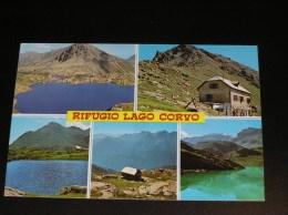 Rifugio Stella Alpina Largo Corvo, Haselgruberhütte, Ca. 1975, Nicht Gelaufen - Trento