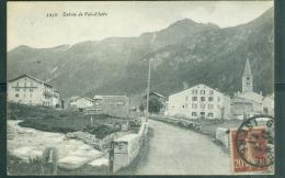 N°3250  - Entrée De Val D'Isère  Fas107 - Autres Communes