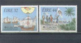 Irlanda  1992  Europa CEPT   MNH - Europa-CEPT
