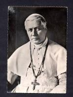 Pape Saint Pie X - Pausen