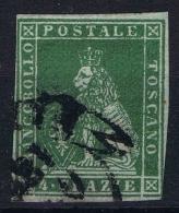 Toscana Sa Nr 6  Yv Nr 6  Used 1851