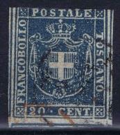 Toscana Sa Nr 20  Yv Nr 20  Used