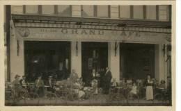 CPA. Grand Café. - Mont De Marsan