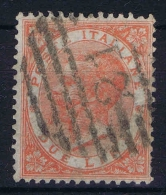 Italy Sa Nr 22 , Yv Nr 21 Used - 1861-78 Vittorio Emanuele II