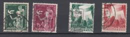 Deutsches Reich -  Mi. 622/623 - 632/633 (o) - Usados