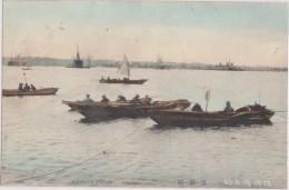 Cpa,asie,asia,japon,japan ,chine,china,kobe,nippon, Japanese,japonais,YOKOHAMA,1900 - Yokohama