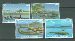 ETHIOPIA 1972 # Yvert 618/621 ** FULLSET (3962 - Ethiopia