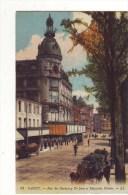 Cpa  Nancy  Rue Du Faubourg St Jean - Nancy