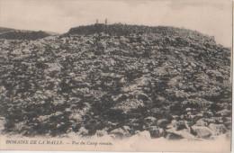 France - CP Domaine De La Malle Var (83) Vue Du Camp Romain - Autres Communes