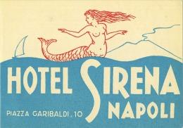 Hotel Sirena Napoli - & Hotel - Hotel Labels