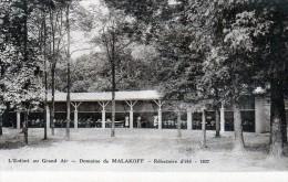 Cpa (17)  Royan L Enfant Au Grand Air--domaine De Malakoff Refectoire D Ete 1937 - Royan