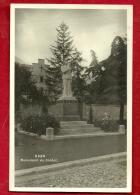 EAV-02 Sion  Monument Du Soldat. Cachet Etat-Major D'Infanterie De Montagne B Vers Chaux-de-Fonds. - VS Valais