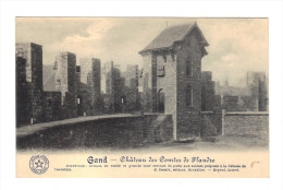 Belgique: Gent, Gand, Chateau Des Comtes De Flandre (15-687) - Gent