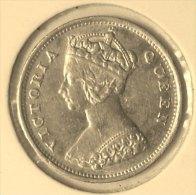 @Y@   Hong Kong  10 Cent 1901 XF    ( 2860 ) - Hong Kong