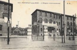 Fontenay-sous-Bois - L'Hospice Intercommunal - Carte E.M. - Fontenay Sous Bois