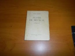 "TUDOR ARGHEZI "" FLORI DE MUCIGAI "" 1931 Cu Un Autoportret Inedit - Livres, BD, Revues"