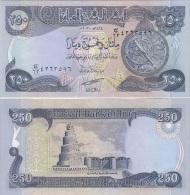 Iraq - 250 Dinars 2003 aUNC UNC Lemberg-Zp