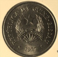 @Y@    Guinea Bissau  1  Peso  1977   FAO   Unc   ( 2866 ) - Guinea Bissau