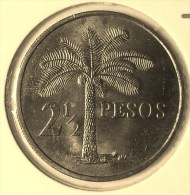 @Y@    Guinea Bissau  2 1/2  Pesos  1977   FAO   Unc   ( 2867 ) - Guinea-Bissau