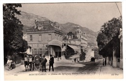 Monaco - Monte Carlo - Avenue Des Spélugues, Galerie Charles III - Editeur: ND Phot N° 662 - Monte-Carlo