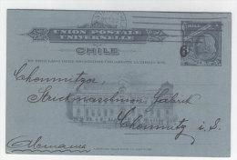 Chile Ganzsache 1911