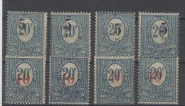 Lot Oberschlesien  Michel No. 10 , 11 ** postfrisch