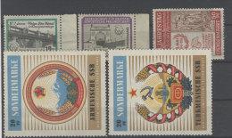 Lot DDR Spendenmarken