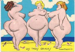 FERNAND BOURGEOIS - Les Trois Graces - Bourgeois