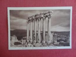 Syria  Baalbek -        -----    -----ref 1720 - Syria