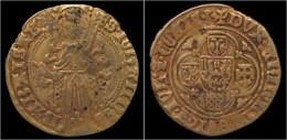 Netherlands Gelderland Florin D'or St Jean - [ 1] …-1795 : Période Ancienne