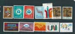 VENTE  LOT  No   0 3 5 TIMBRES   Des   UNITED NATIONS     STAMPS  M N H * *   1973 - Non Classés
