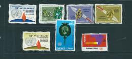 VENTE  LOT  No   0 3 6 TIMBRES   Des   UNITED NATIONS     STAMPS  M N H * *   1973 - Non Classés