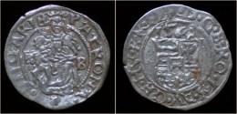 Hungary Ferdinand I AR Denar 1561 - Hongrie