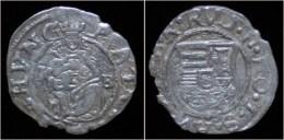 Hungary Rudolf II AR Denar - Hongrie